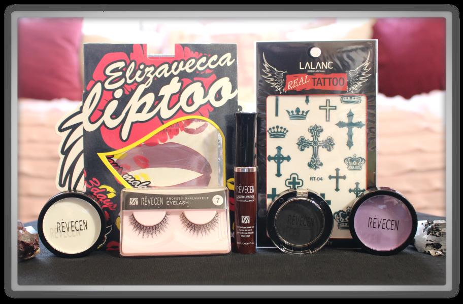 겟잇뷰티박스 by 미미박스 memebox beautybox Superbox #59 Halloween Special unboxing review look inside