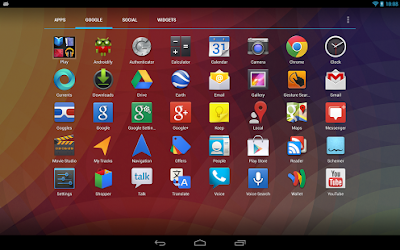 Apex Launcher Pro Android App