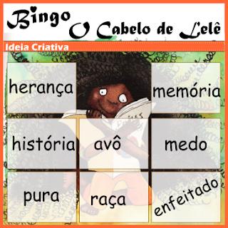 Jogo Pedagógico Bingo Ortográfico