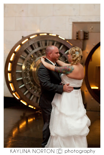 Vault Wedding Photographer Columbus