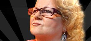 Mercedes Pérez concursante de la voz