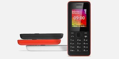 Harga HP Nokia 106 Dan Nokia 107 - HP Dual Sim Murah