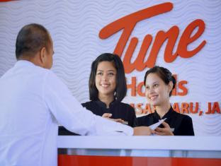Foto hotel tune reception
