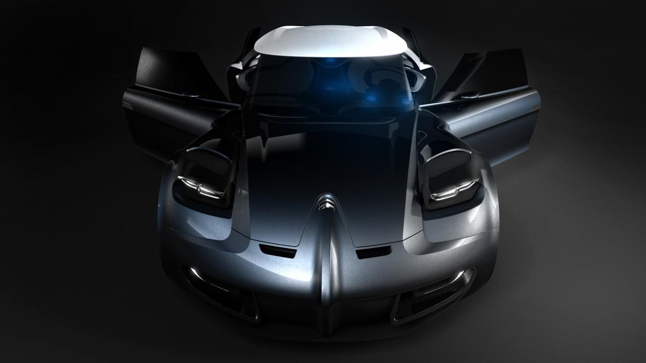 Speedo Car Vive La Ds Ugo Spagnolo Imagines The
