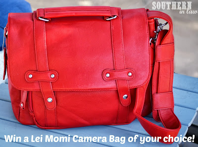 Lei Momi Camera Bag Review