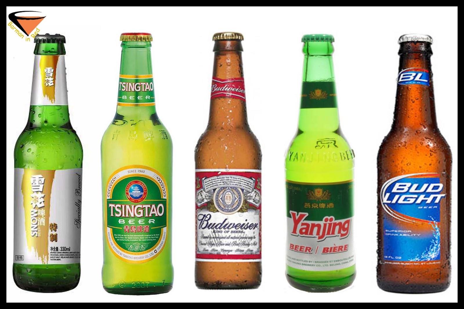 cervezas mas vendidas del mundo