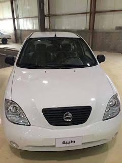 اول سياره عراقية محلية الصنع واسمها ( طيبة ) من شركة ريم العراقية