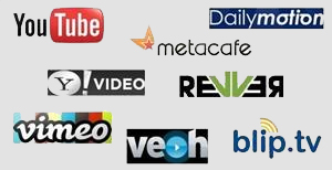 logo video sites