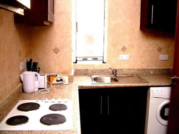 Kessington Meadows Apartment kitchen