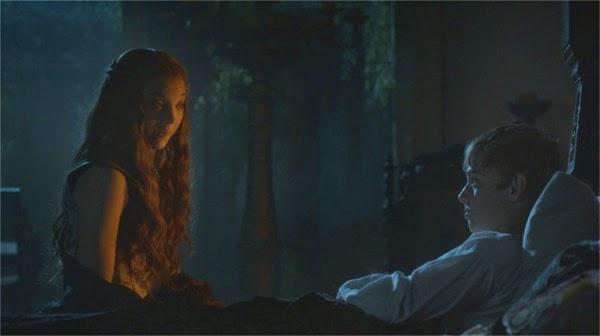 """Captura de Margaerys y Tommen en """"Juego de Tronos 4x04"""""""
