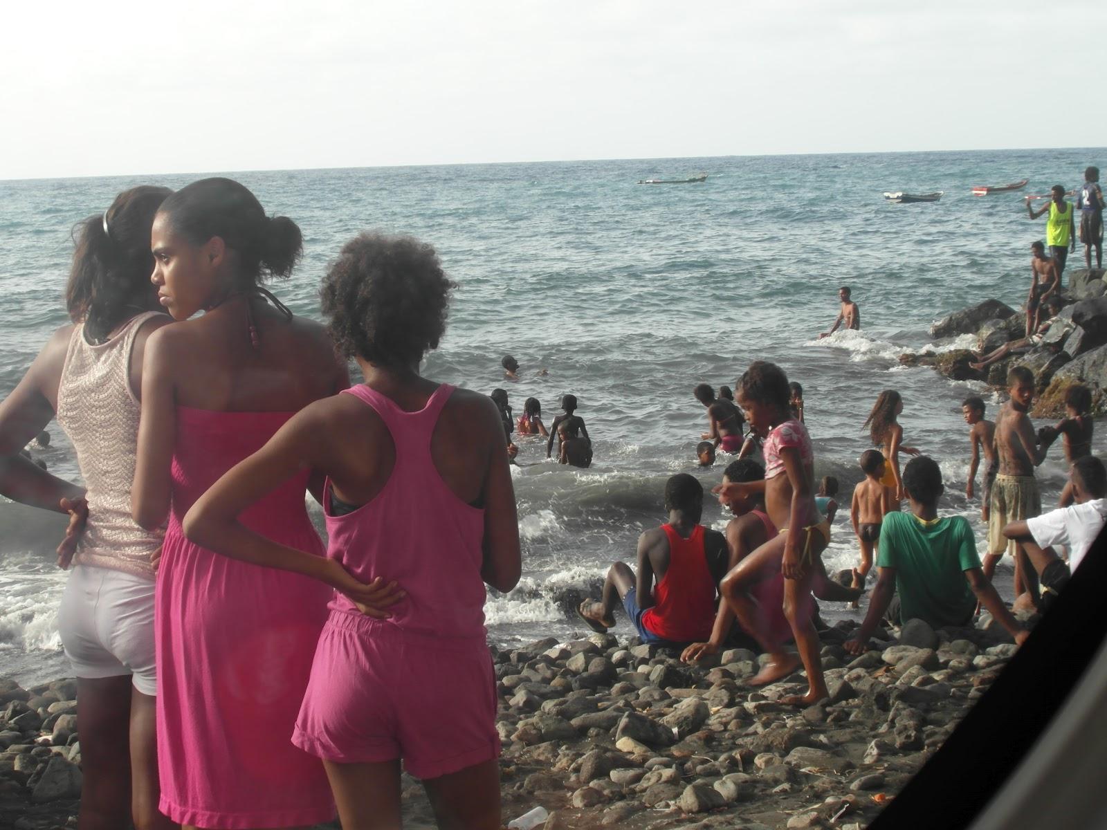 Cabo verde nos ha encantado meeting africa - Cabo verde senegal ...