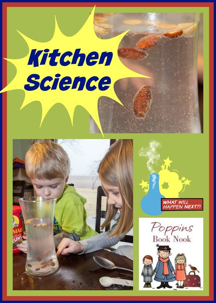 Poppin 39 S Book Nook To The Laboratory With Kitchen Science Life With Moore Babies