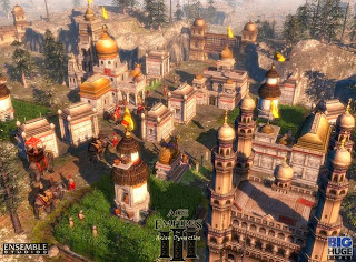 Gameplay Age of Empires III: The Asian Dynasties