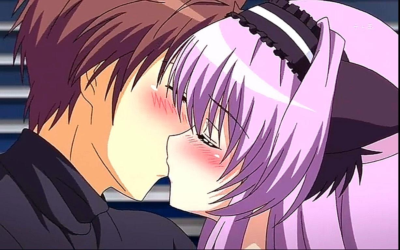 [ Info-Anime ] Kapan Orang Jepang Melakukan Ciuman Pertama Mereka ?