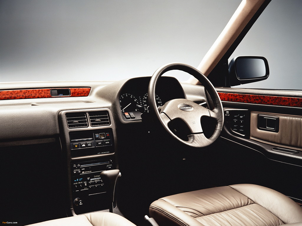 Honda Concerto, wnętrze, interior, w środku, japońskie samochody, jakość, JDM