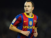 About the plan in 2012, Iniesta has been anticipated as a solid year, .