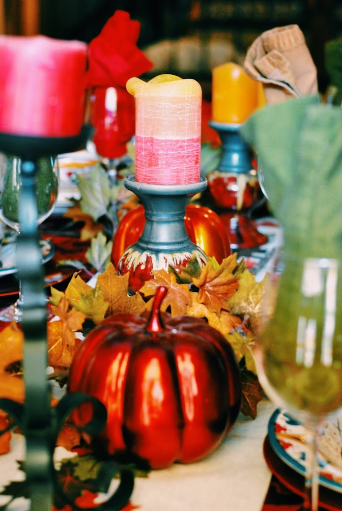 Thanksgiving Decor - Autumn