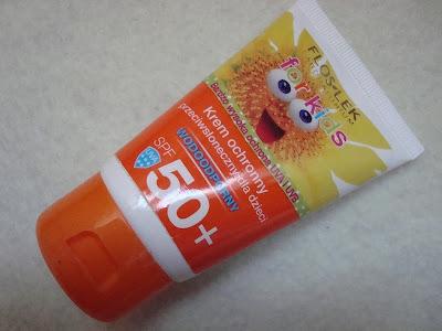 Krem ochronny przeciwsłoneczny dla dzieci SPF 50+ FLOSLEK