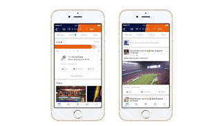 Facebook Sports Stadium Launched ahead of Super Bowl 50