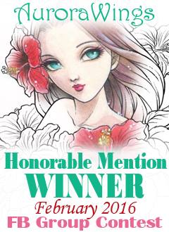 Honorable Mention - Aurora Wings