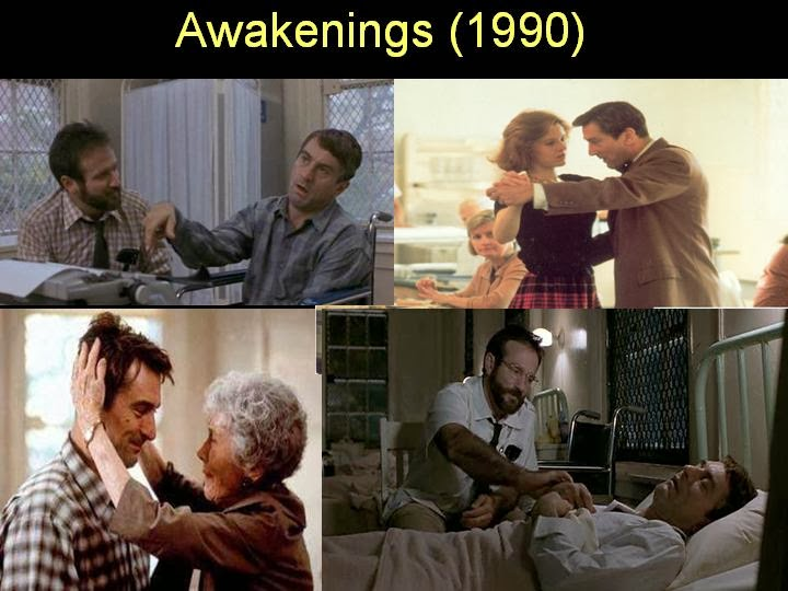 analysis of the movie awakenings dr sayer Free essay: from beginning to end the movie the awakening, robin williams demonstrates his knowledge of the scientific method the scientific method is a.