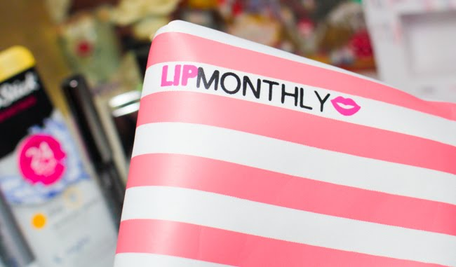 רוצות לקבל תיק עם מוצרי שפתיים בכל חודש?