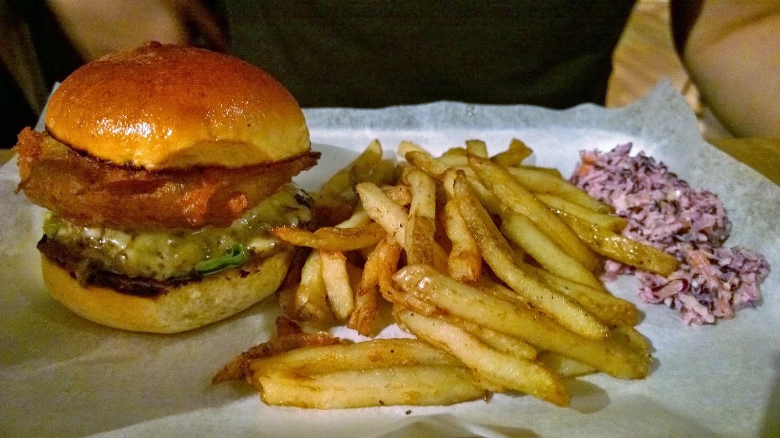 Chomp Burgers Bristol