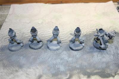 Escuadra de expiación de los caballeros grises con neutal grey