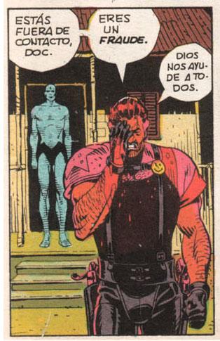 Personajes de Watchmen