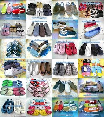 crocs kw murah
