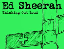 thinking out loud ed sheeran lyrics