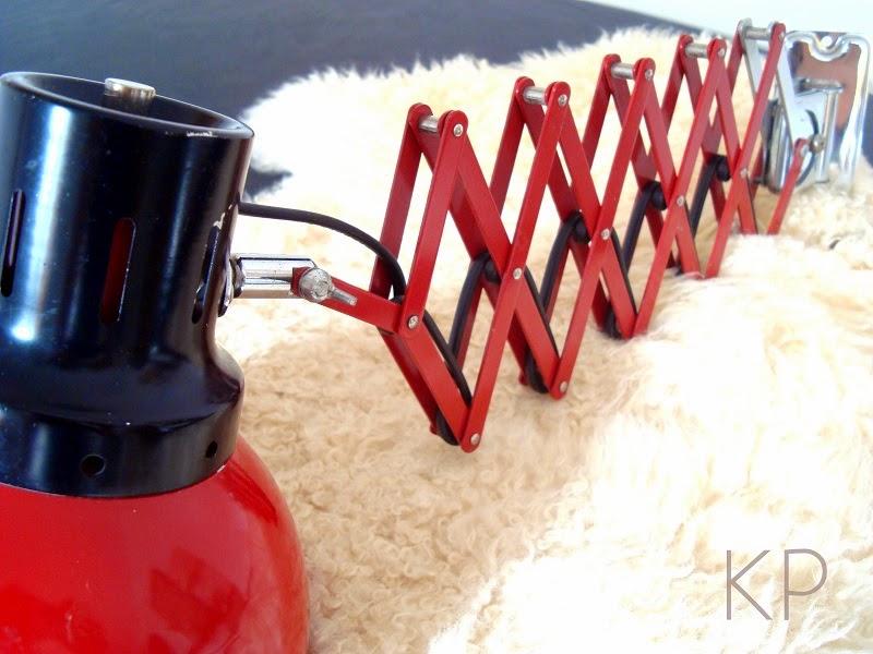 Comprar aplique tijera muelle extensible lampara vintage valencia