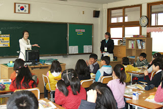 Education In south Korean Country