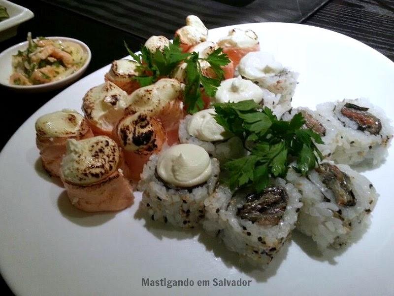 Bekko Sushi: Huramakis