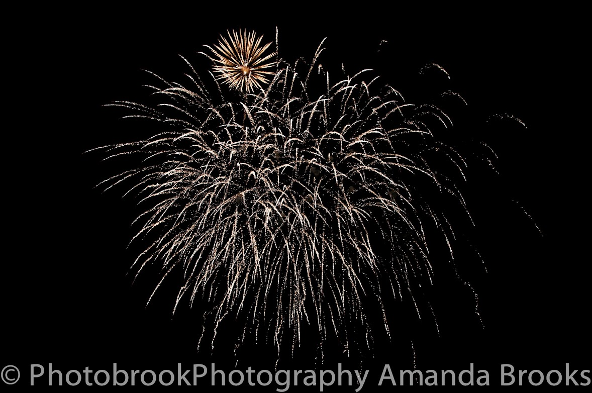 Padstow fireworks