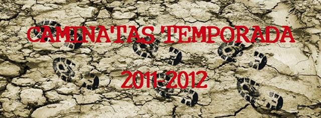 caminatas 2011-2012