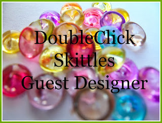 I'm a Proud Guest Designer for DoubleClick Skittles