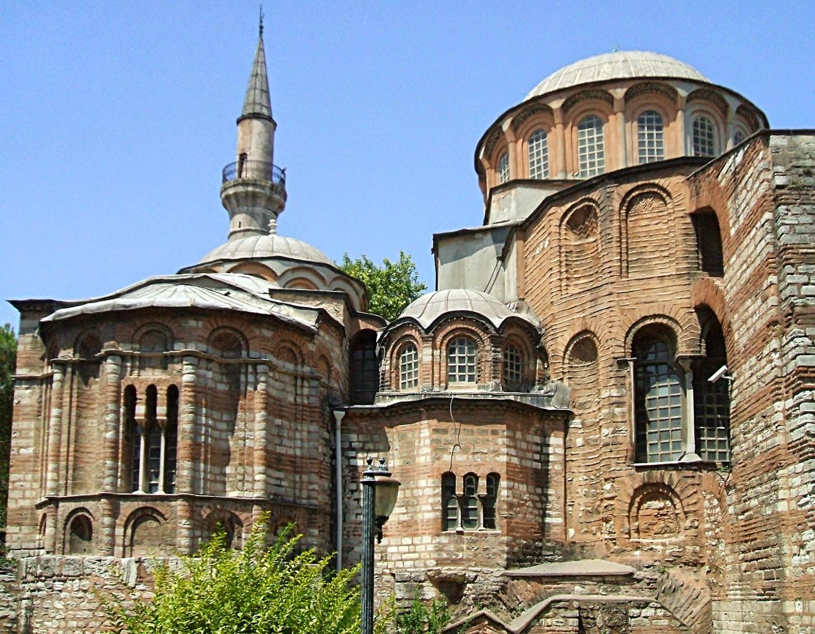 Museo de Chora Estambul
