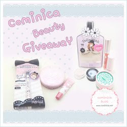 Cominica Beauty GIVEAWAY