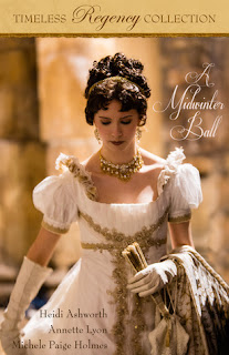 Heidi Reads... A Midwinter Ball by Heidi Ashworth, Annette Lyon, Michele Paige Holmes
