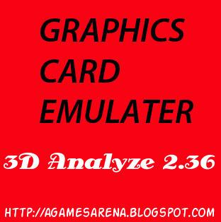 3D Analyze 2.36 Free Download