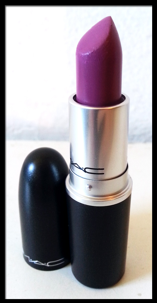 MAC Lipstick in Up The Amp