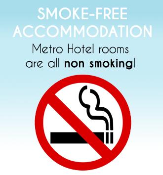 Metro Hotels Non Smoking