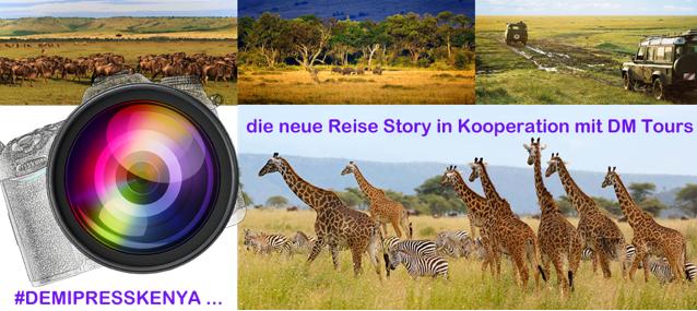 Fotostory Kenia