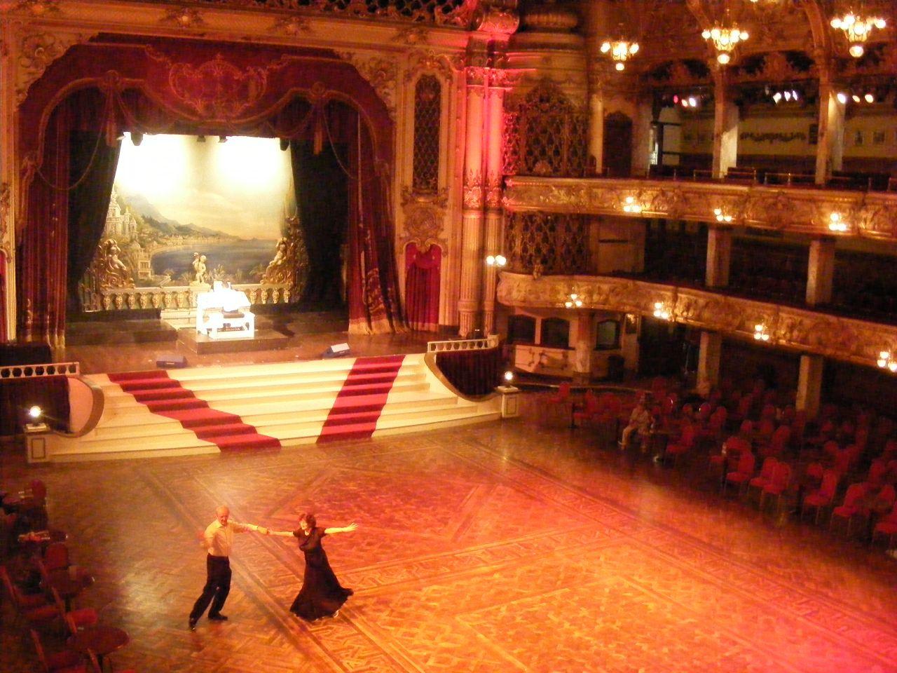 Ballroom Lighting Pic Ballroom