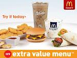 McDonald's,Wi-Fi gratis con tu orden.