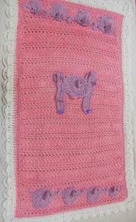 Sweet Nothings Crochet ELEPHANT CAR SEAT COVER