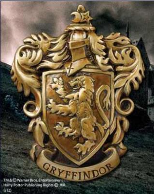 Escudo Casa Gryffindor