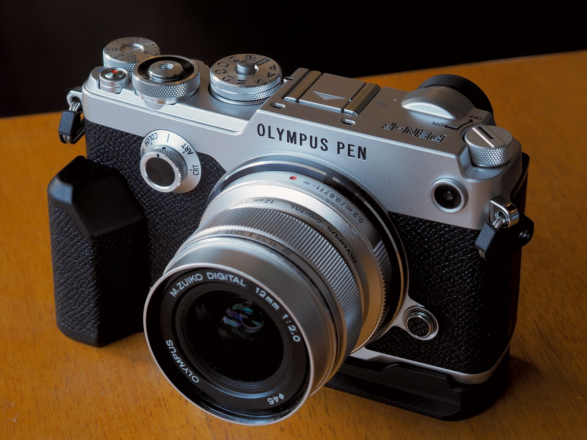 Robin Wong Olympus Pen F Review Part 1