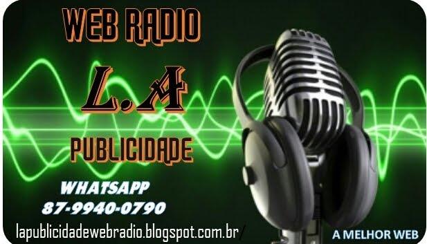 L.A PUBLICIDADE WEB Rádio